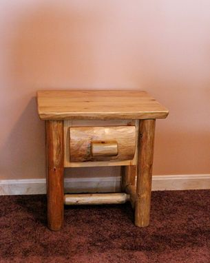 Custom Made Night Stands And End Tables