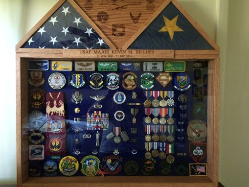 Custom Made Shadow Box