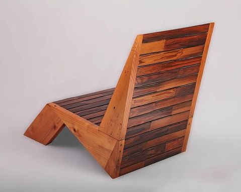 Custom Made Deck Chair