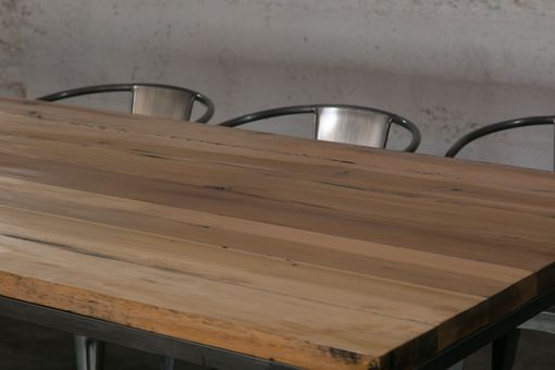 Custom Made Cedar 8′ Farm Table