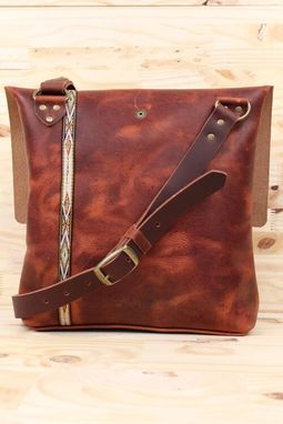Custom Made Explorer Satchel