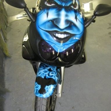 Custom Made The Crow Bike
