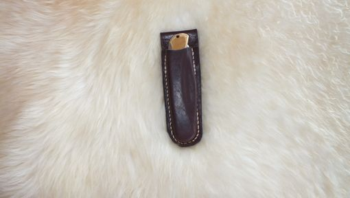 Custom Made Custom Knife Sheath Or Case