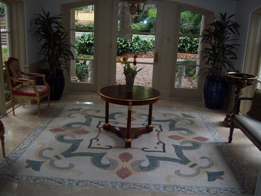 Custom Made Saloon Mosaic Rugs