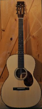 Custom Made 12 Fret Guitar
