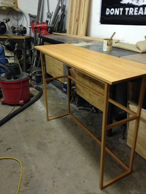 Custom Made Standing Bar/Breakfast Bar