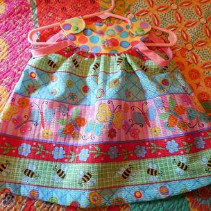71ed82b8a8b Newborn Girl Summer Dress Size 0 - 3 Month by