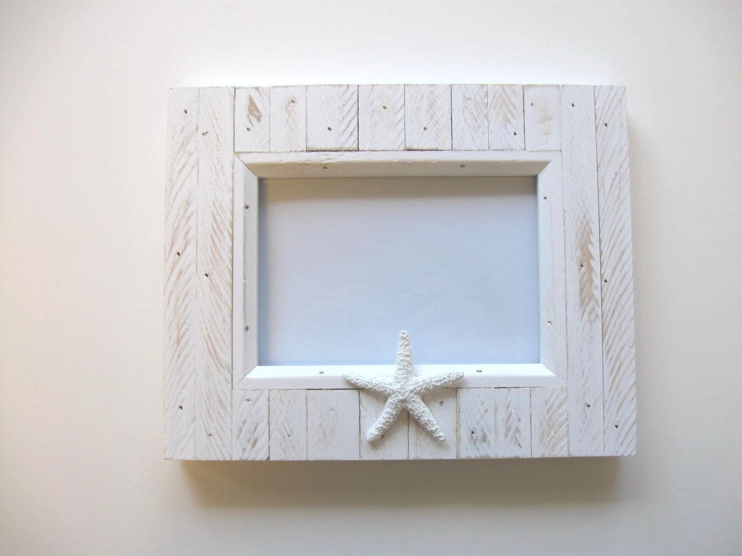 Hand Crafted Decor And Housewares - Whitewashed Beach Cottage Photo ...