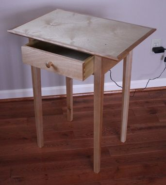 Custom Made Wireless Power Nightstand
