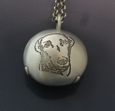 Custom Made Commemorative Bell For Pet Or Pet's Collar