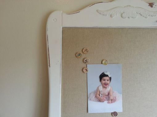 "Custom Made Magnetic Wood Memo ""True Vintage 1952"""