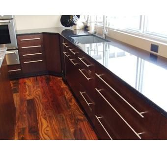 Custom Made Cherry Contemporay Kitchen