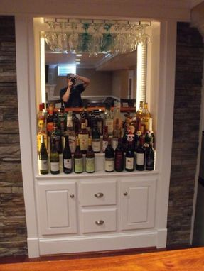 Custom Made Home Bar/ Theater