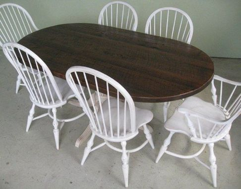 Custom Made Round Dining Table