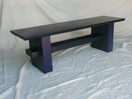 Custom Made Richlite Benches
