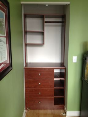 Custom Made Closet Organization Systems