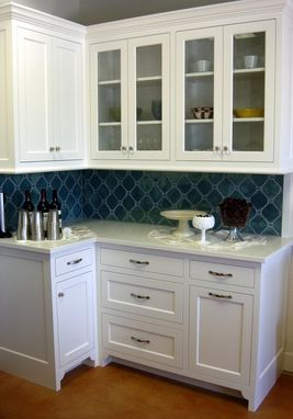 Custom Made Arabesque Tile