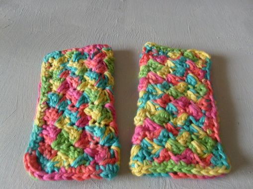 Custom Made Party Time Mini Spa Washcloth Set - Luxe Spa Collection
