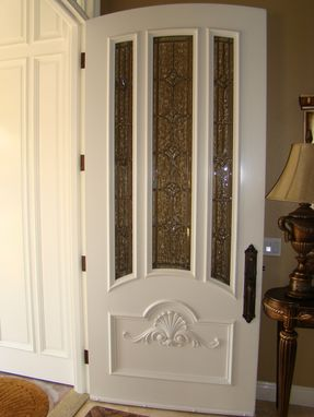 Custom Made Door Entry