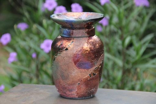 "Custom Made Urn - ""Reflections"""