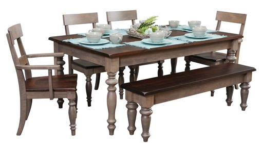 Custom Made Serenity Dining Collection