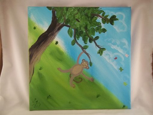 Custom Made Whimsical Oil Painting