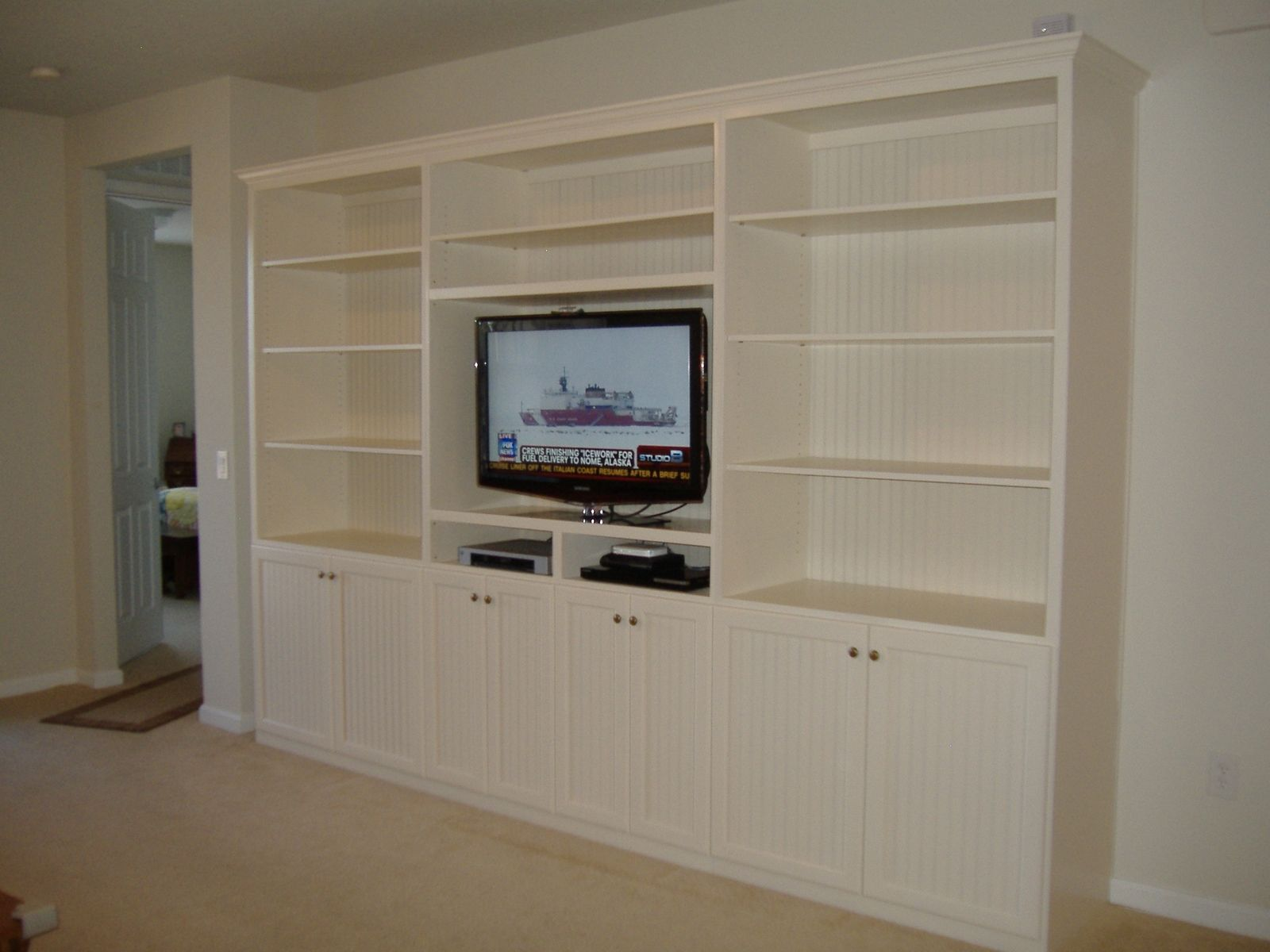 Custom Made Wall Unit By Woodvisions Inc Custommade Com