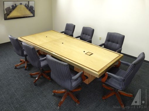 Custom Made Video Conference Table