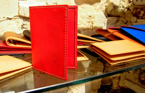 Custom Made Handcrafted Leather Goods By A Master Florentine Artisan