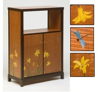 Custom Made Lily Cabinet