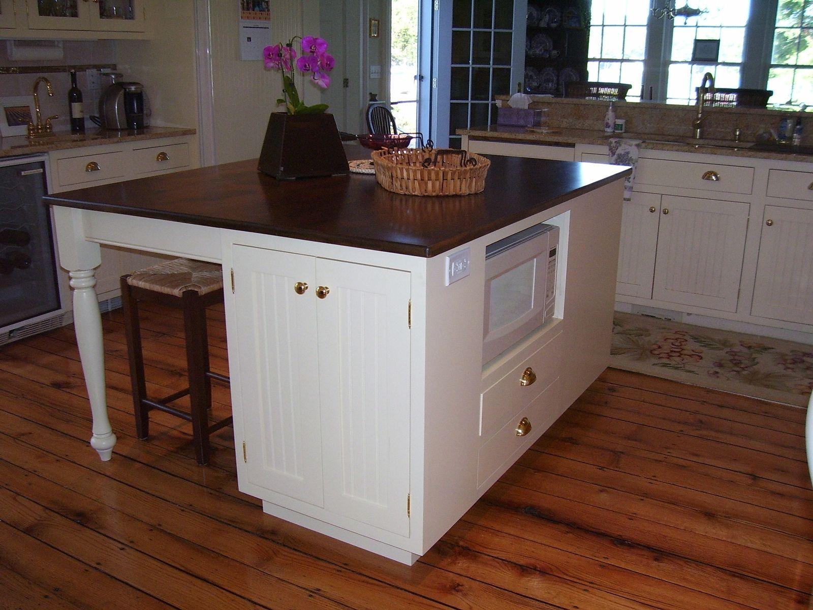 Custom Made Kitchen Island by Arc and Angle custom woodcraft ...