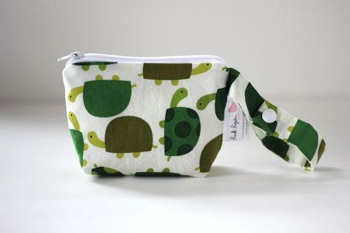 Custom Made Mini Gusseted Messy Bags (Snack Bags) - Turtles