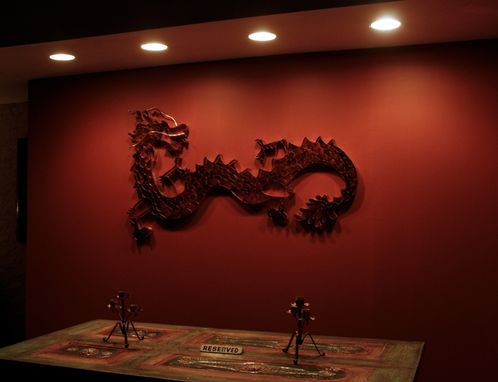 "Custom Made ""Yang""  - Chinese Dragon"