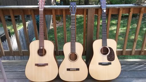 Custom Made Traditionally Built Acoustic Guitar / 00 / 000 / Dreadnought