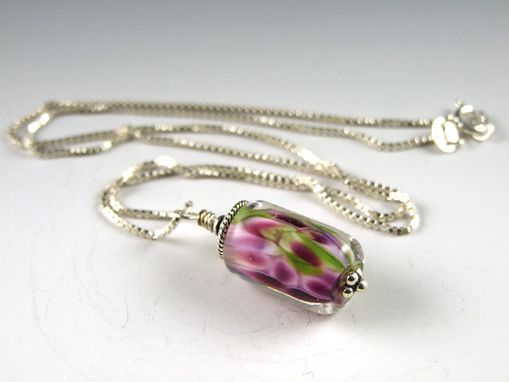 Custom Made Small Pendant - Spring Collection