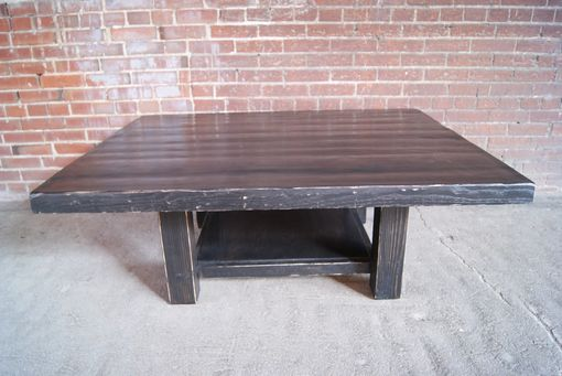 Custom Made Large Coffee Table