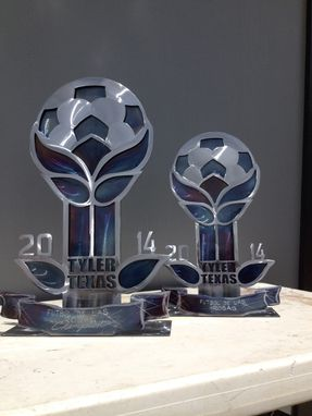 Custom Made Custom Trophies