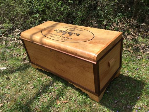 Custom Made Cedar Chests