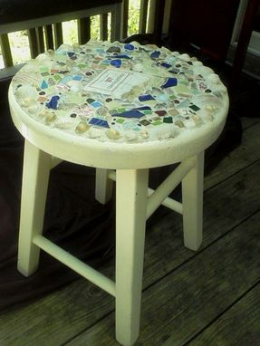 Custom Made Bar Stool