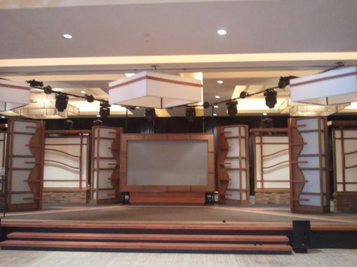 Custom Made Lightboxes And Projector Screen