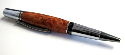 Custom Made Pens Made Of Wood And Wood Resin Combinations.  Pen, Razor Handle.