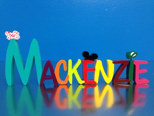Custom Made Custom Name Plate