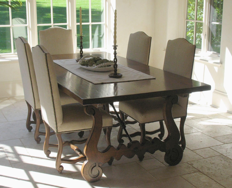 Spanish Dining Room Furniture : Nrys.info
