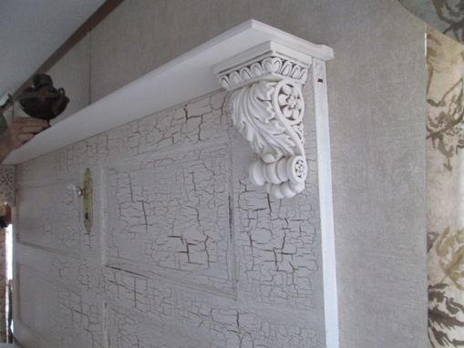 Custom Made Beautiful Door Headboard