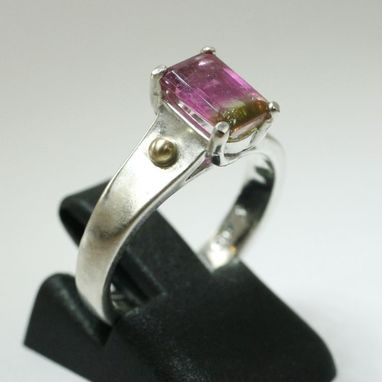 Custom Made Sterling Silver Setting For Your Gemstone