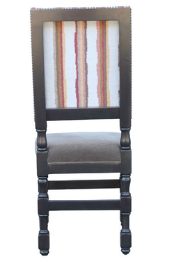 Custom Made La Curuña Dining Chair