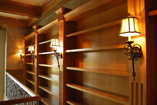 Custom Made Library