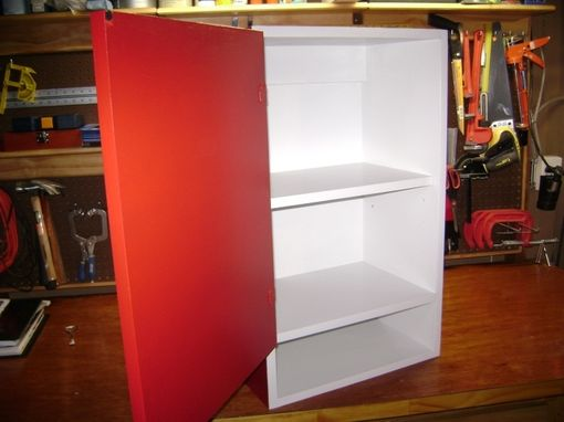 Custom Made Storage Cabinets, Utility