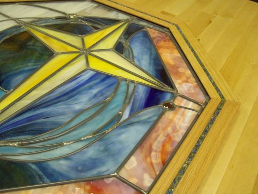 Custom Made Custom Glass Panel Frame