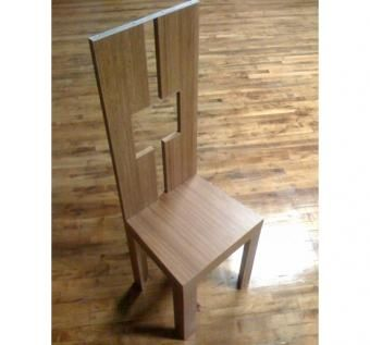 Custom Made Custom Bamboo Chair